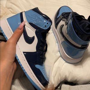 blue chill jordan 1